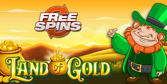 Land of Gold - 20 free spins