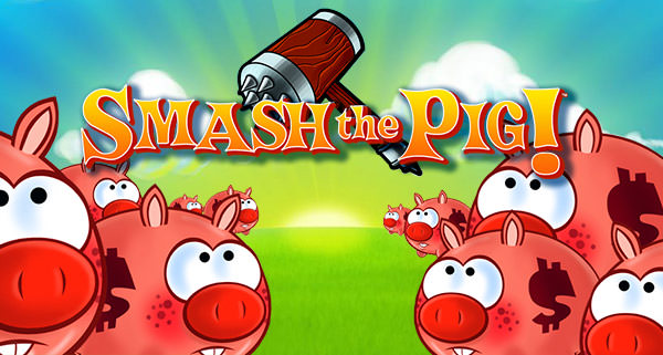 New game available: Smash the Pig